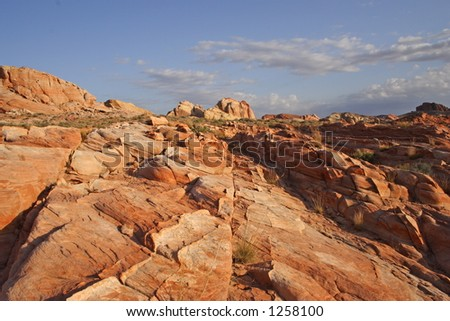 Rock formations, Valley of Fire