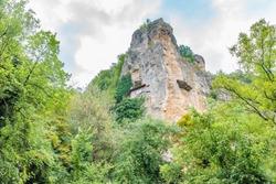 Rock-hewn Churches of Ivanovo in Bulgaria - A UNESCO World Heritage Site