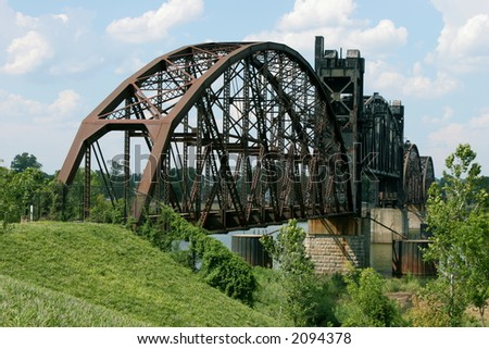 Rock Island Railroad Bridge