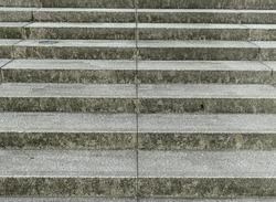 Rock stairs in Saga Japan
