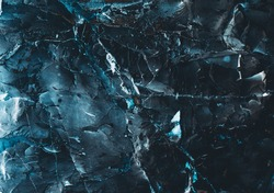 Rock texture. Stone background. Dark stone. Rock surface with holography.