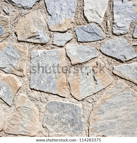 Rock wall. Background texture.