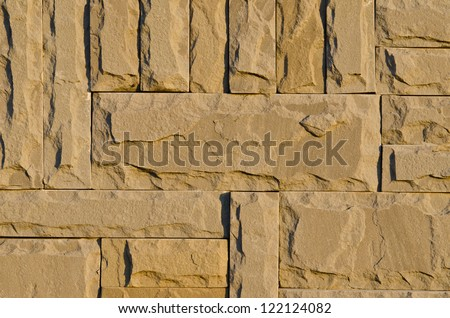 Rock wall background, Thailand.