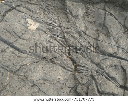 Rock Wall Texture #751707973