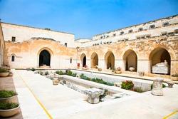 Rockefeller archaeological museum in Jerusalem, Israel