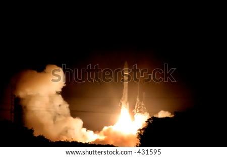 Rocket Launch in Florida