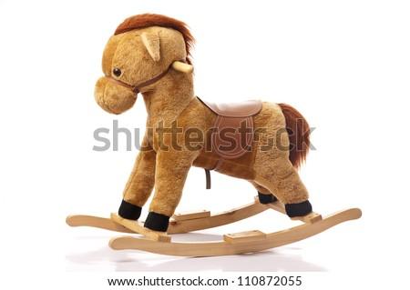 Rocking Horse Photo stock ©