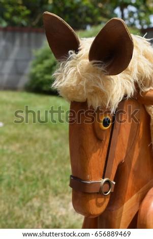 Rocking horse #656889469