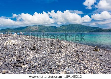 rocks and sea #189145313