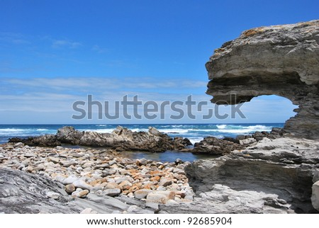Rocks at sea #92685904