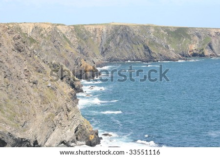 rocky bay, ireland, cork county