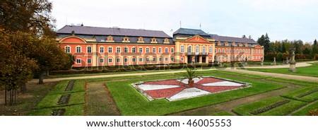 Rococo chateau