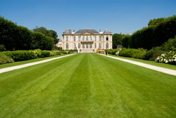 Rodin Museum in Paris,France. It displays works by the French sculptor Auguste Rodin.