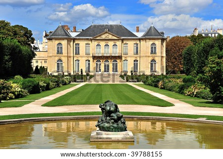 Rodin Museum, Paris, France