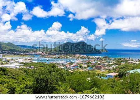 Rodney Bay St Lucia