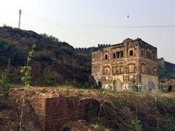 Rohtas Fort Jehlum Punjab, Pakistan