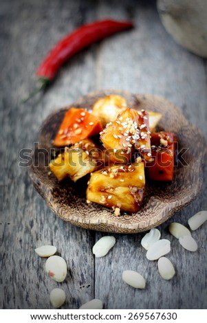 free photos rojak buah traditional asian fruits mixed