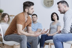 Role playing method during group psychotherapy session