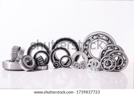 Roller Bearing industry factory icon Сток-фото ©