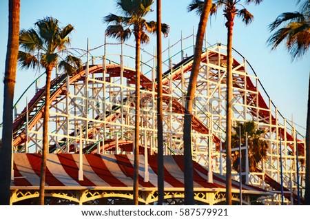 roller coater amusement park