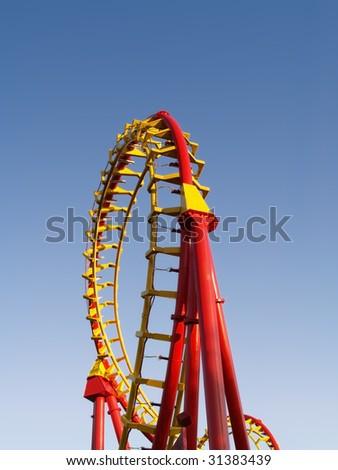 Rollercoaster loop