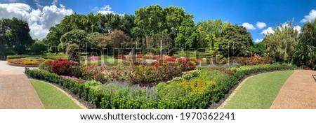 Roma Street Parkland, Queensland, Brisbane, Australia Stock photo ©