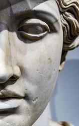 Roman Copy of Greek Statue