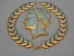 Roman Emblem, Caesar's Palace, Las Vegas