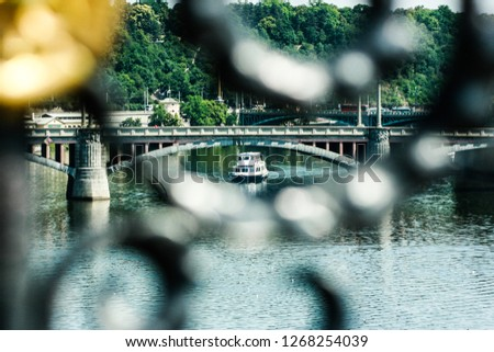 Romance of summer Prague #1268254039