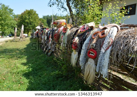 Romania Traditional Masks #1346313947