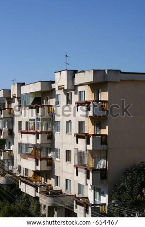 Romanian Apartments