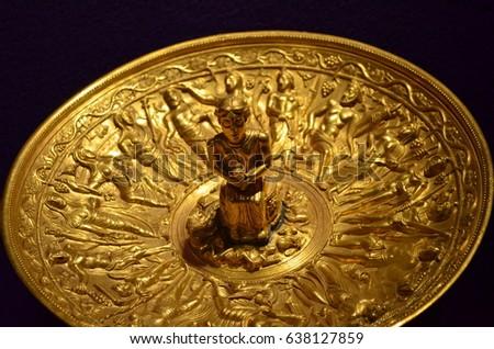 Romanian treasure piece #638127859
