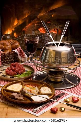 romantic fondue