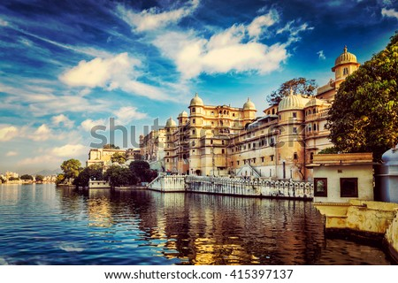 romantic india luxury tourism...