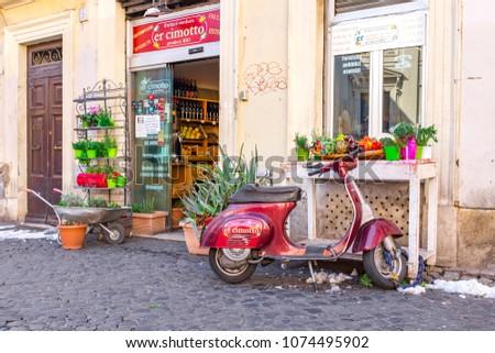 rome  italy  february 27 ...
