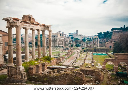 rome  italy. one of the most...