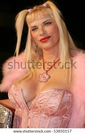 stock photo : ROME - JUNE 3: Ilona Staller cicciolina famous porn star known ...