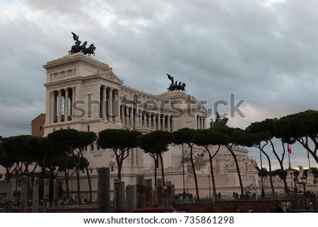 Rome Landmark #735861298