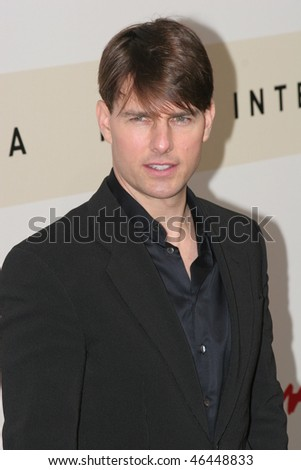 ROME - OCTOBER 23: Actor Tom Cruise attends the photo call for 'Lions for Lambs' during the 2nd Rome Film Festival October 23, 2007 in Rome, Italy