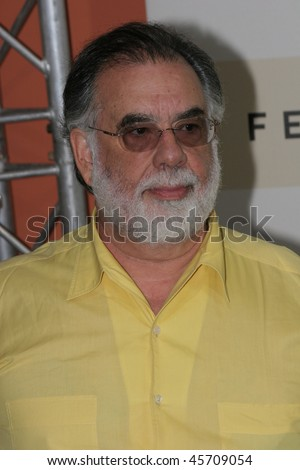 ROME - OCTOBER 20: Director Francis Ford Coppola attends a photocall for the movie 'Youth Without Youth' during day 3 of the 2nd Rome Film Festival on October 20, 2007 in Rome, Italy
