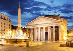 Rome - Pantheon, Italy