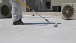 Roof Coating elastomeric roof top