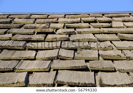 Metal roof victorian metal roof shingles for Victorian shingles