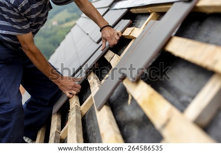 Roof reconstruction