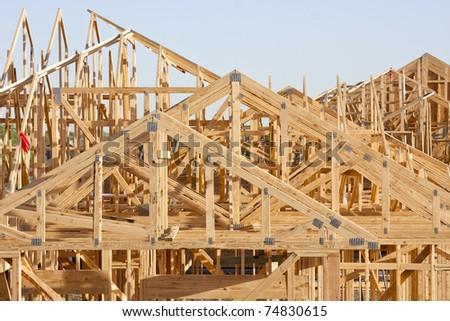 rooftop framework
