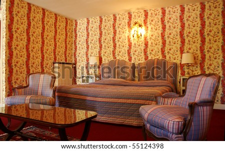 room - stock photo