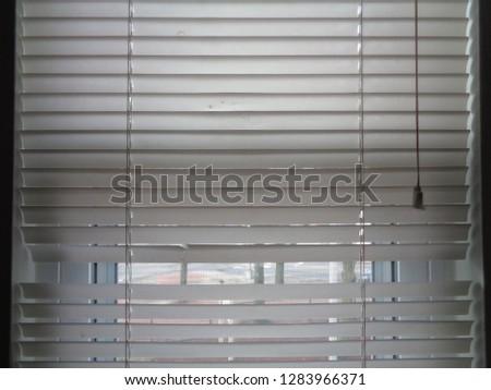 Room window shades #1283966371