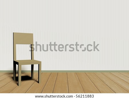 room with chair