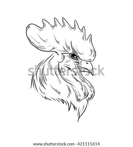 Royalty-free Illustration Owl outline #139162523 Stock ...
