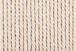 Rope as background texture